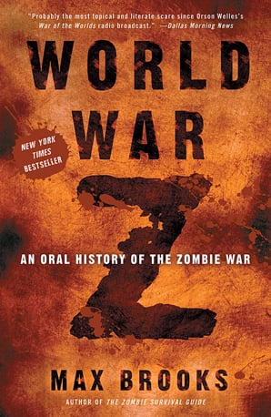 World War Z by Max Brooks