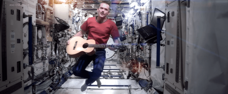 """Commencing Countdown: It's """"Space Oddity""""'s Last Day on the ISS"""