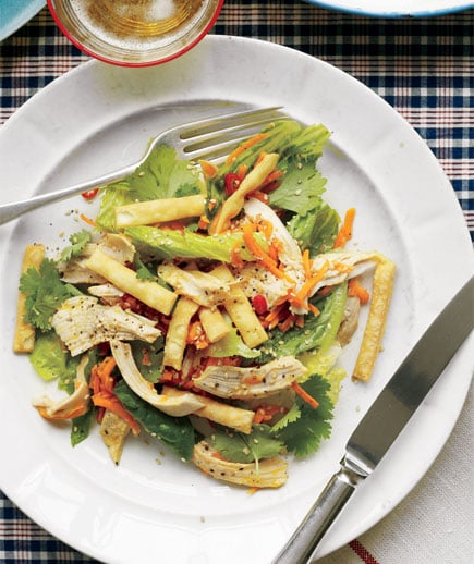 Sesame-Lime Chicken Salad