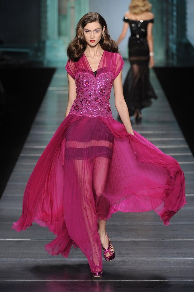 Paris Fashion Week: Christian Dior Spring 2010