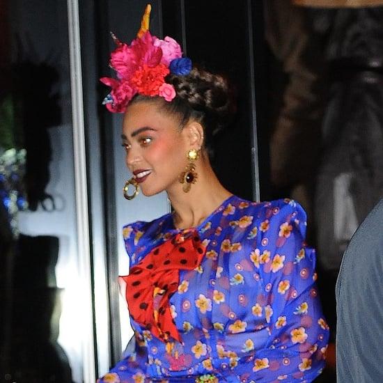 Celebrities Wearing Halloween Costumes 2014 | Pictures