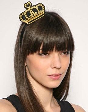 Crown Headband by Asos