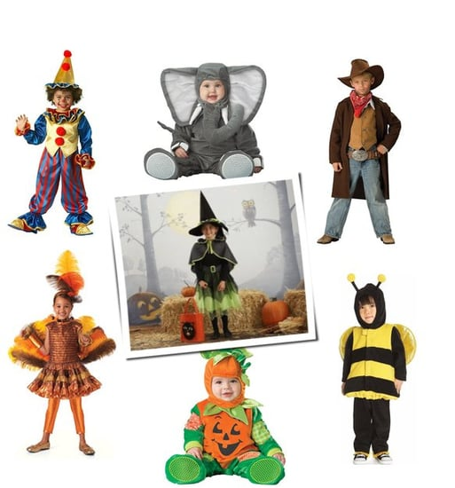 Traditional Halloween Costumes For Kids