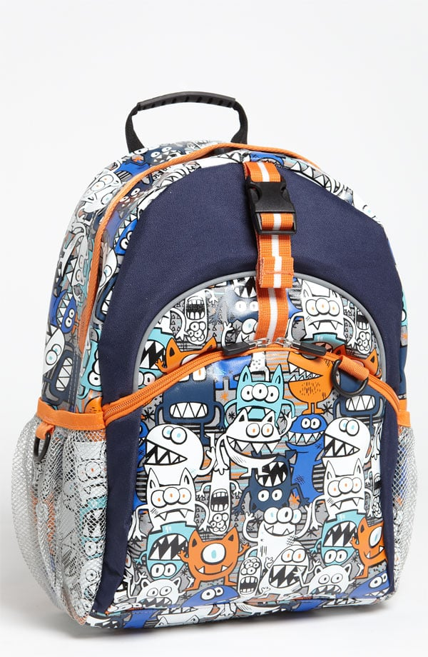 Hanna Andersson Be Right Monsters Backpack