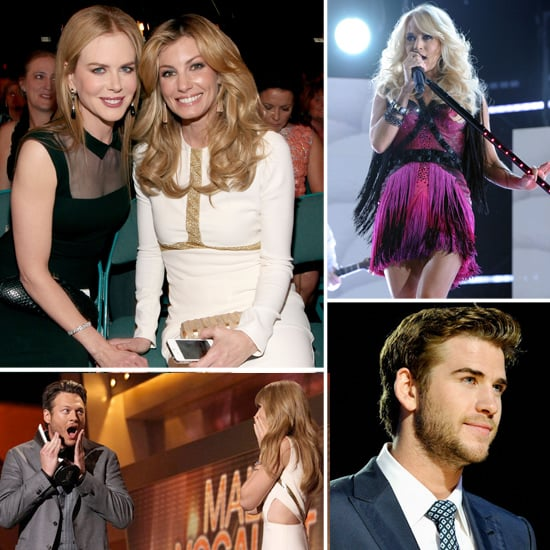 ACM Awards Show Pictures 2012