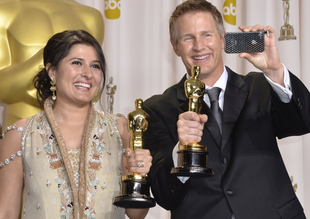 Daniel Jung and Sharmeen Obaid-Chinoy