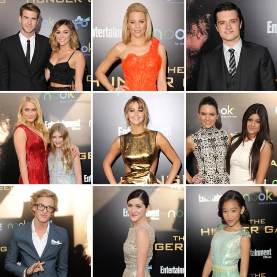 Check Out the Celebrity Arrivals at The Hunger Games Premiere!