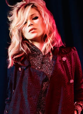 Kate Moss for Topshop Christmas 2009 Launches