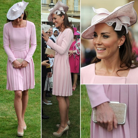 Kate Middleton's Pink Emilia Wickstead Dress Gets A Second Outing for the Queen's Jubilee: See it From All Angles!