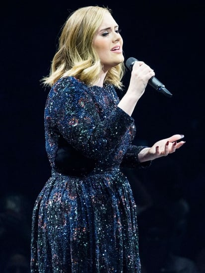 Why This One Adele Dress Could Spark a Major Celebrity Trend