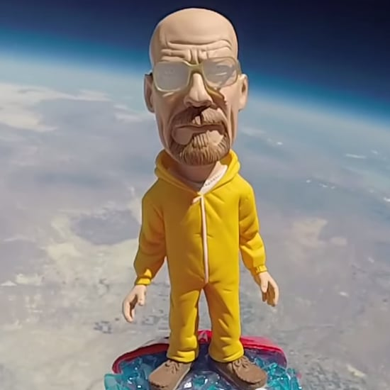 Walter White in Space Video