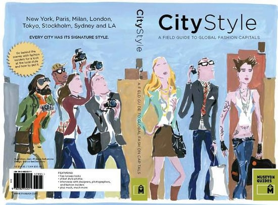 City Style: A Field Guide to Global Fashion Capitals Review 2010-09-29 09:00:04