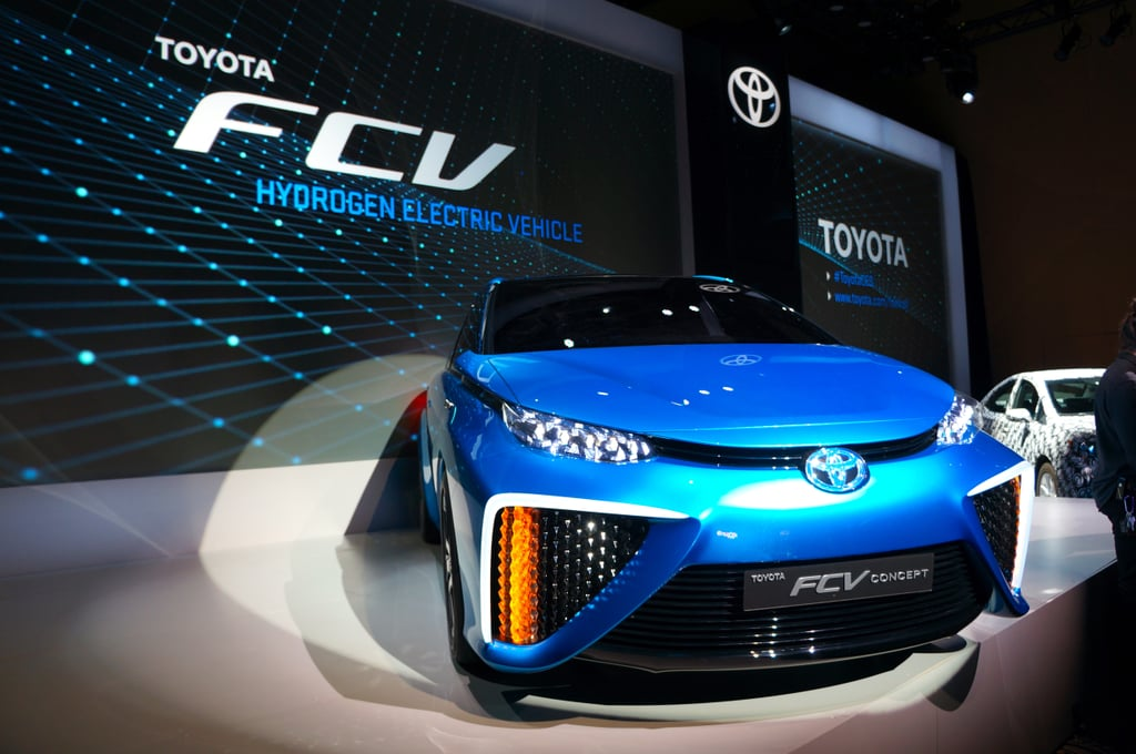 Toyota — Fuel Cell Vehicle