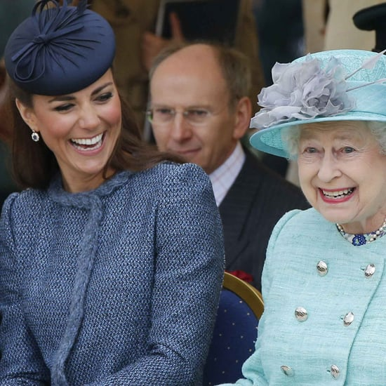 The Duchess of Cambridge's Christmas Gift For the Queen