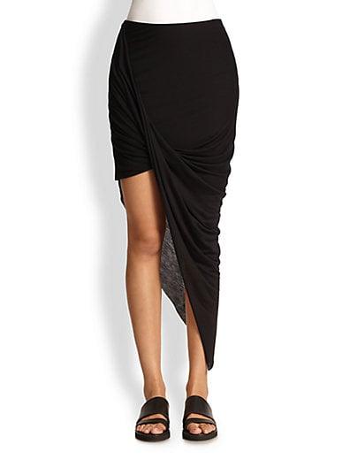 The Asymmetrical Skirt