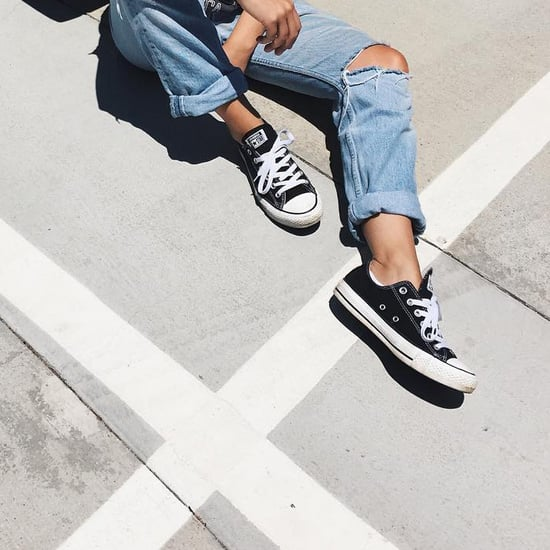 Black Sneakers Outfit Ideas