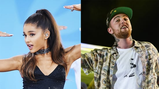 Ariana Grande and Mac Miller Are Snapchat Official -- See the Pics!