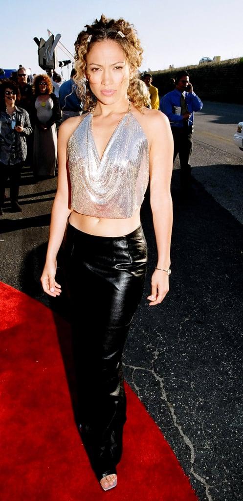 Jennifer Lopez was Selena.