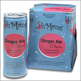 Oh Mama Ginger Ale