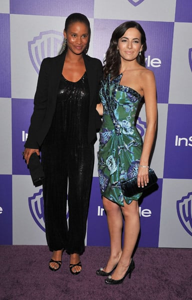 Joy Bryant and Camilla Belle