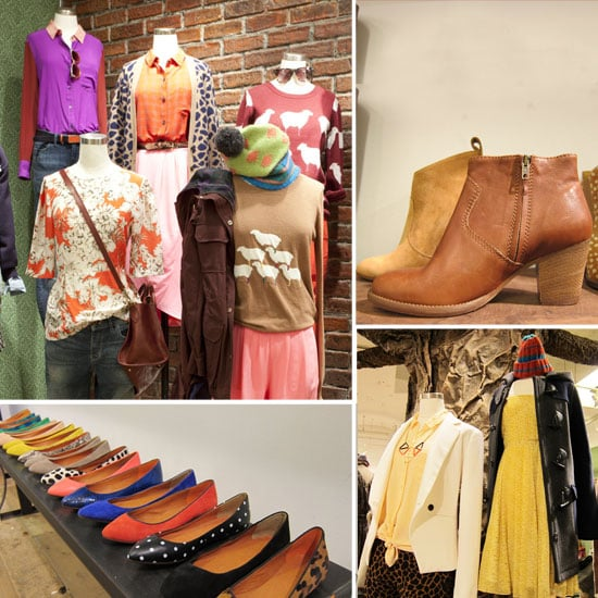 Snoop Madewell's Covetable Autumn Winter 2012 Collection: Woodsy Knit, Cool Accessories, Neon Separates & more!