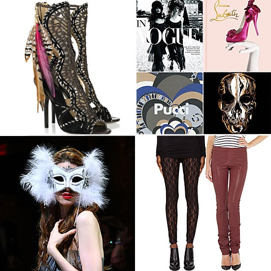 Fashion News and Shopping For October 10, 2011