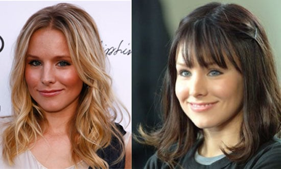 Is Kristen Bell better as a blonde or brunette?