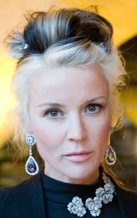 Love It or Hate It? Daphne Guinness's Two-Toned Hair