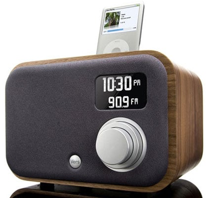 VERS 1.5R Alarm Clock Stereo