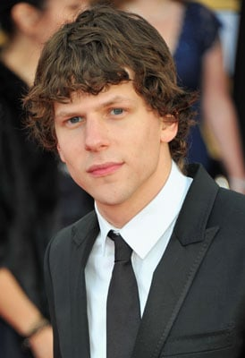 Pictures of Jesse Eisenberg at the 83rd Annual Academy Awards Nominees Luncheon