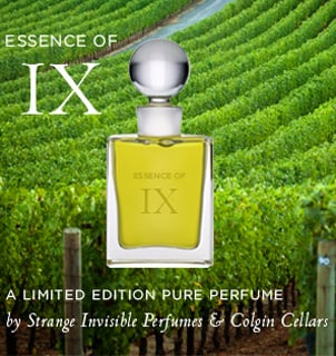 Strange Invisible Perfumes Wine Perfume