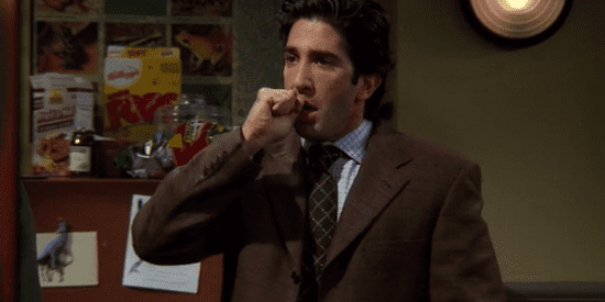 David Schwimmer Finally Ends Debate On Whether A Hot Dog Is A Sandwich