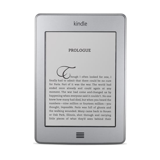 Amazon Kindle Touch Ereader