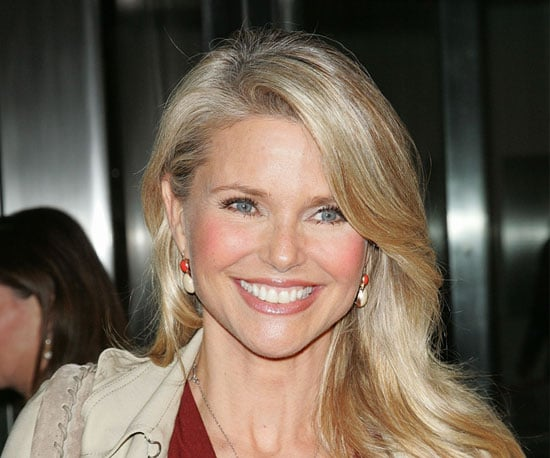 Christie Brinkley Exercises While Brushing Her Teeth and Blow-Drying Her Hair