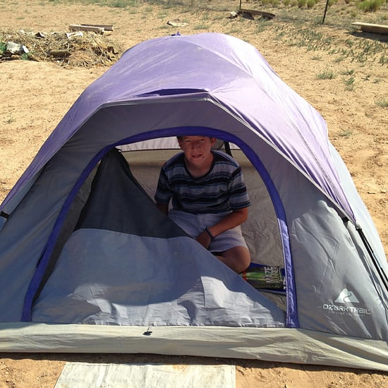 New Mexico Teen Forced to Live in Tent After Stealing Little Sister's iPod: 'I Understand Why My Parents Are Doing This'