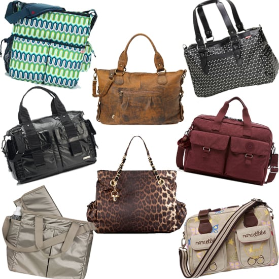 8 New Diaper Bags For Fall