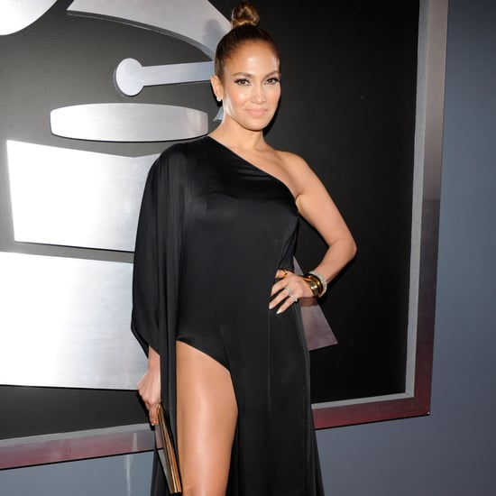 Jennifer Lopez at the Grammys 2013   Pictures
