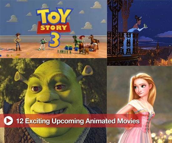 Upcoming Animated Movies