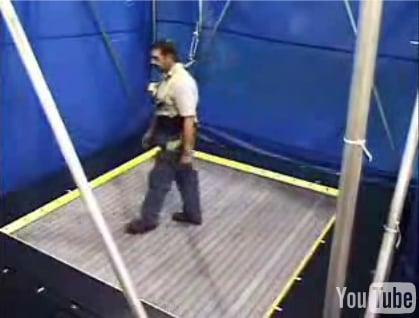 OmniDirectional Treadmill