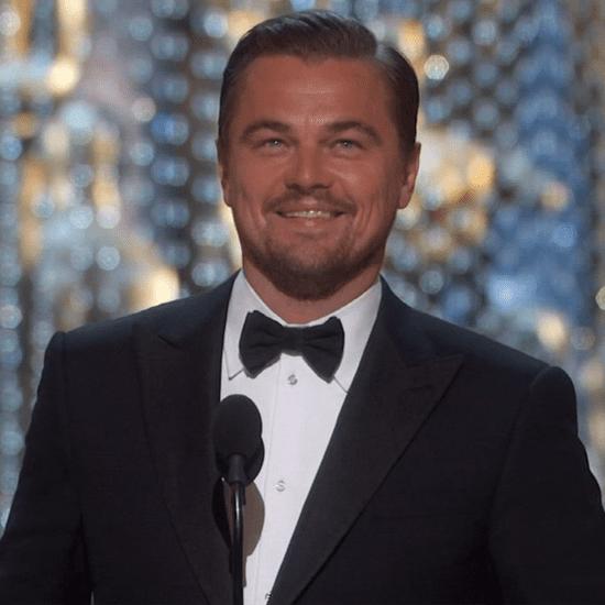 Leonardo DiCaprio Oscar Win | Video