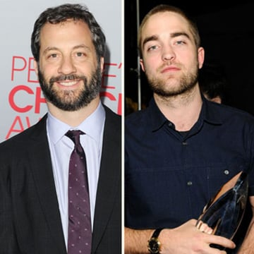 Judd Apatow Talking About Robert Pattinson at the 2012 People's Choice Awards