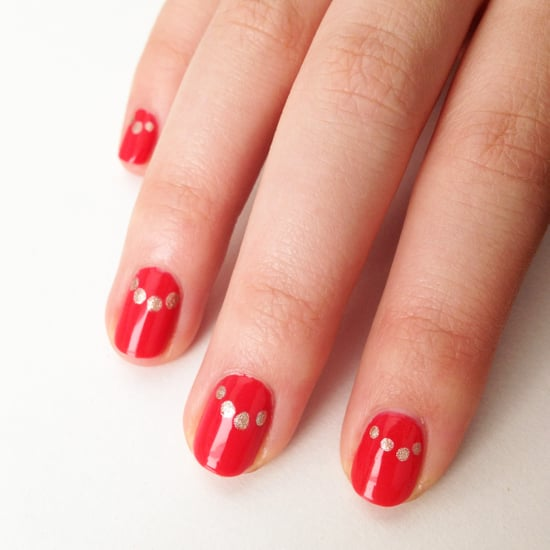 Learn an Easy Update to the Moon Manicure