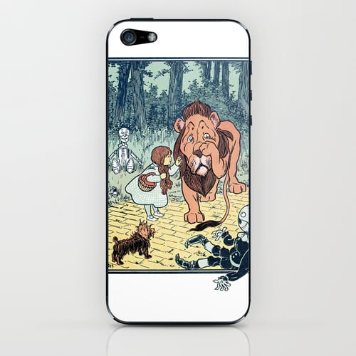 Sad Lion Case ($35) for iPhone and Samsung Galaxy S4