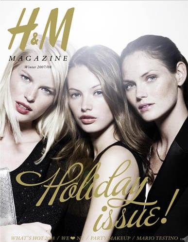 Simply Fab: H&M Magazine