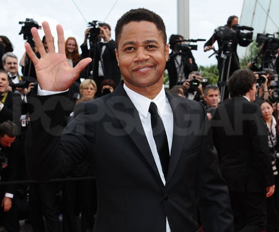Slide Picture of Cuba Gooding Jr at the 2010 Cannes Film Festival