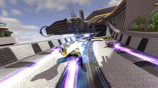 WipEout HD Delayed Due to Failed Epilepsy Testing