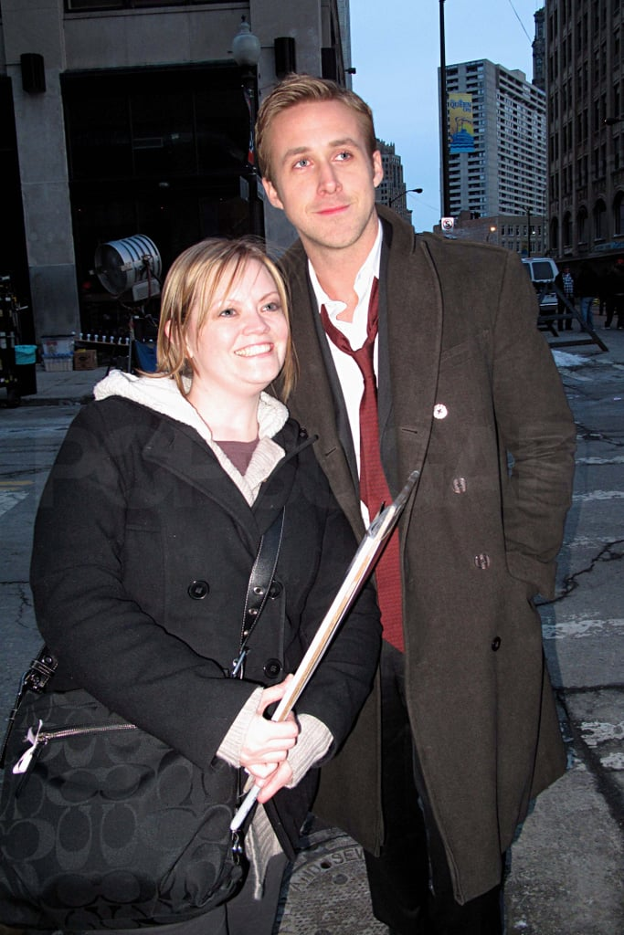 Ryan Gosling Sweetly Signs Autographs For Fans in Detroit