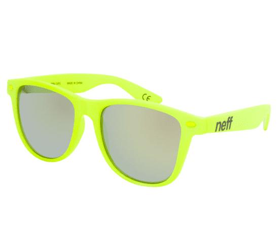 Go bold with bright neon Neff frames ($20).