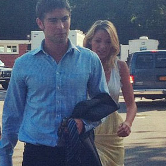Blake Lively on Set | Pictures