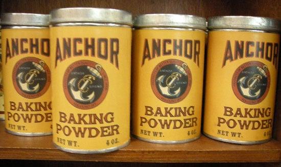 Danger: Clean Up Baking Soda (or Baking Powder) Immediately